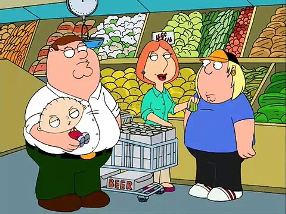 Family Guy Season 12, Episode 2 Part 1