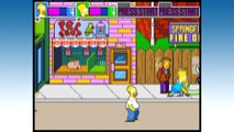 The Simpsons Arcade Game - PART 1 - Get Your Homer On & Bart It Up!
