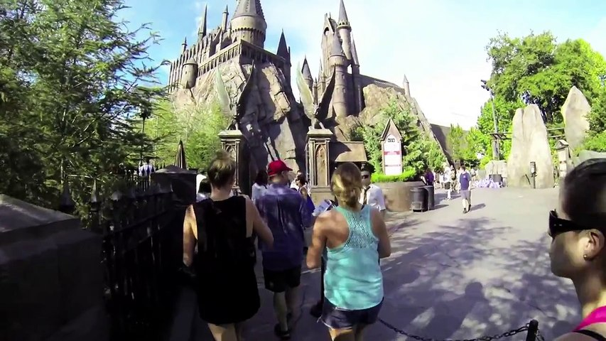 Harry Potter And The Forbidden Journey 2010 Draco Harry Potter And The Forbidden Journey Full Ride Pov Islands Of Adventure In Orlando Florida Video Dailymotion