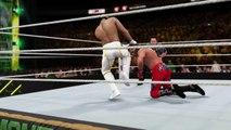 WWE 2K16 seth rollins v HBK shawn michaels