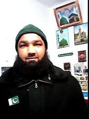 Ghazi Mumtaz Qadri ka Pak Foj k bary Mein Peghan