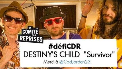 """Destiny's Child """"Survivor"""" cover - Comité Des Reprises - PV Nova et Waxx ft. CodJordan23"""