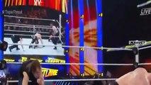 Roman Reigns vs Brock Lesnar vs Dean Ambrose Triple Threat Match WWE FastLane 2016