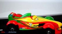 Тачки 2 мультфильм на русском полная версия - игрушки для детей Молния Маквин Disney Pixar Cars