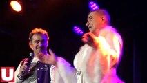 Retrouvailles touchantes pour Bigard sur la scène du K à Reims