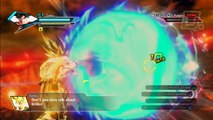 Dragon Ball Xenoverse Letsplay One: Fighting Frieza, Cell, Buu and Character Creation