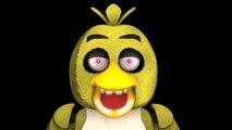 FNAF Animation Funny: Freddys Pizza Commercial (Five Nights at Freddys SFM)