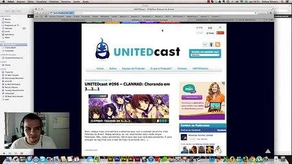 Ouvindo o UNITEDcast com mais praticidade