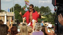 David Hasselhoff joins Dwayne Johnson's new 'Baywatch' movie