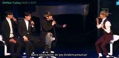 [V-App Türkçe Altyazılı] Taemin Showcase SHINee kısmı Part1