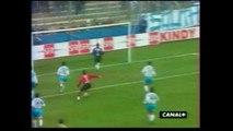 1995-96 COUPE DE LA LIGUE quart de finale EAG-MARSEILLE 1-0