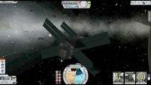 Kerbal Space Program, Sauvons nous !! Ep02   Problème de docking  [ FR / HD ]