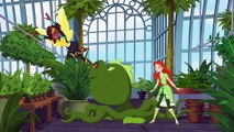 DC Super Hero Girls Episode 7 - Hero of the Month Poison Ivy