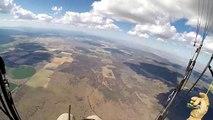 Paragliding Cloud Suck at Whaleback