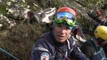 Dans les Pyrénées, les équipes de secours en montagne