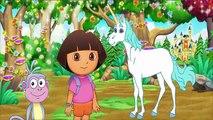 Jeux educatif pour Enfants - Dora l'exploratrice en Francais   Forêt enchantée