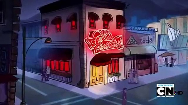 The Looney Tunes Show Merrie Melodies - Table for One.wmv