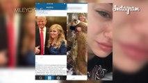 Miley Cyrus : si Donald Trump devient Président, elle quitte le pays !