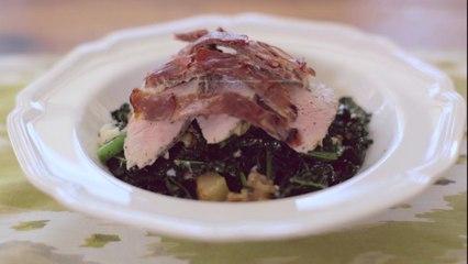 Try This: Prosciutto Wrapped Pork Tenderloin