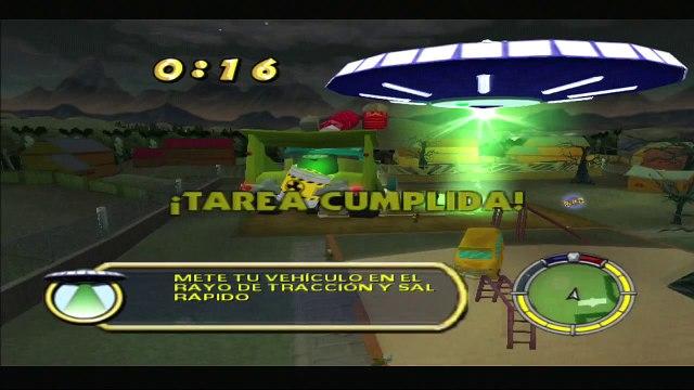 Los Simpsons Hit & Run - Parte 20 END GAME Español (PS2) nivel 7 Homer simpsons