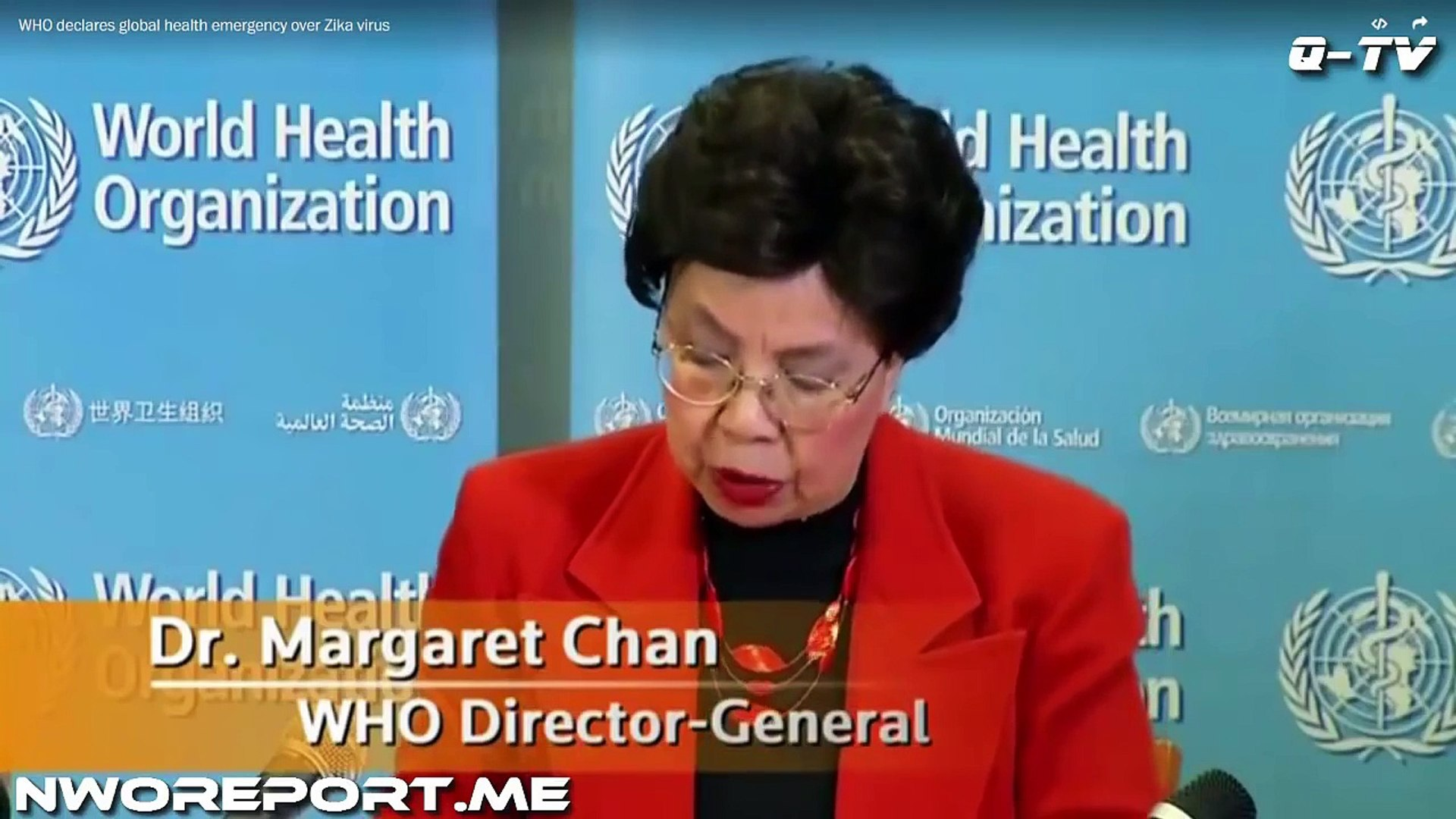 Zika Virus: WHO declares virus global public health emergency