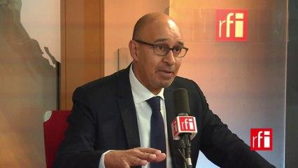 Matinale RFI - Harlem DESIR invité de Frédéric Rivière sur le Sommet franco-britannique