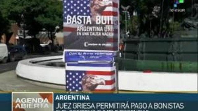 Argentina debe pagar a Fondos buitre y para ello debe derogar leyes
