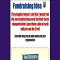 Fund Raising Idea - Simple Plan To Make Money For Charity! (DOWNLOAD)