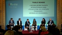 Table ronde lors du Paris French Tech Ticket