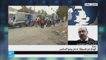 تراجع عدد الخروقات في اليوم السادس للهدنة في سوريا