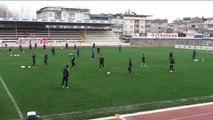 İnegölspor'da Fatih Karagümrük Maçı Hazırlıkları