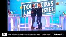 TPMP : Matthieu Delormeau ému, déclare sa flamme à Cyril Hanouna (Vidéo)