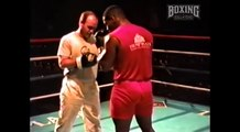 Mike Tyson Explodes on the Pads with Kevin Rooney  Historical Boxing Matches