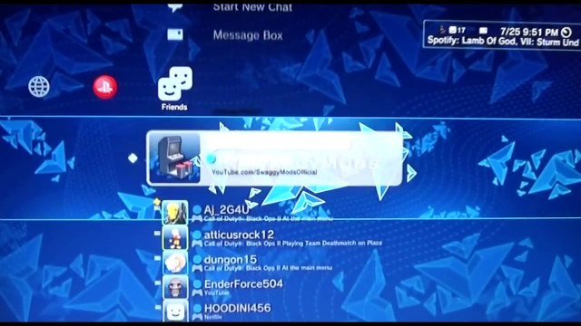 [PS3] New Account  Friends List V2 [7/26/2015]
