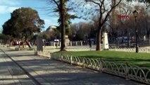 Istanbul : premières images du quartier historique après l'explosion