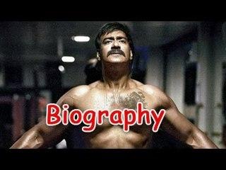 Ajay Devgan - Hulk Of Bollywood   Biography