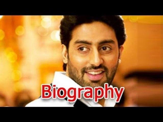 Abhishek Bachahan - Jr. Bachchan's Biography
