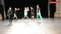 Quimper. Création de danse en cours. « Yama » ou les racines du bonheur