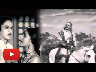 """Palnati Yuddham"" Full Telugu Movie (1947)   Govindarajula Subba Rao, Pasupuleti Kannamba [HD]"