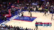 Les highlights du record en carrière au scoring d'Ish Smith en carrière - 28 points - 09/01/2016 (Raptors @ 76ers)
