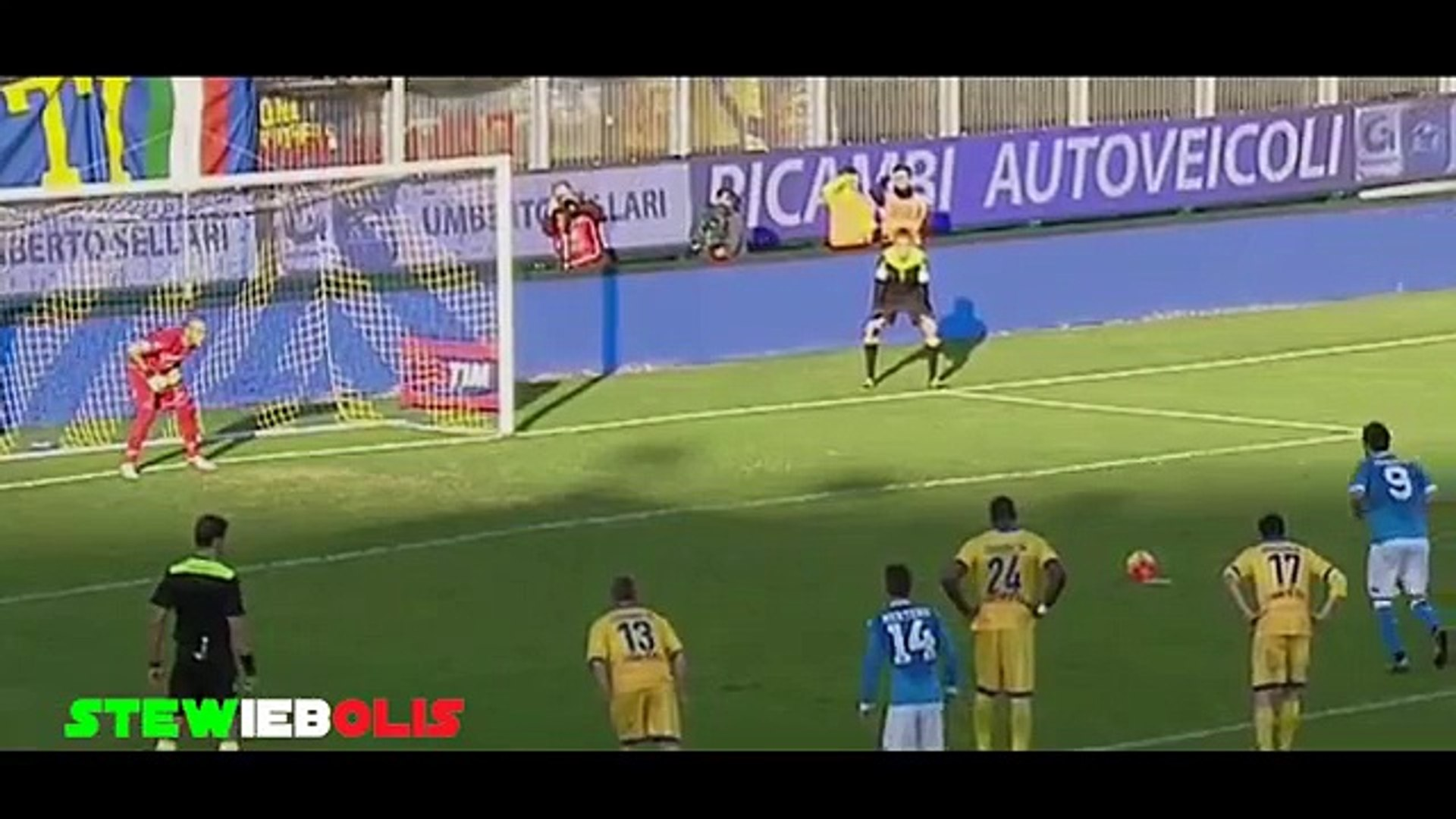 Frosinone Vs Napoli 1-5 ● Ampia Sintesi ● Sky Sport HD ● 2016 ● HD (Latest Sport)