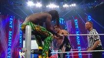 Kofi Kingston vs. Fandango: WWE Main Event, Dec. 25, 2013