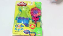 Play Doh Sand Art Beach Toy No Mess Crafts Ez2do Sand Art Without the real sand mess