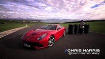 Killing Tires With a Ferrari F12 - CHRIS HARRIS ON CARS