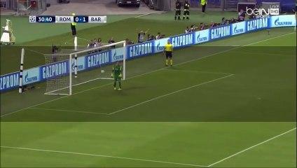 Rete Alessandro Florenzi vs Barcelona