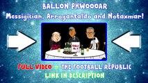 BALLON PHWÖAR 2066 (Messi, Neymar, Ronaldo Ballon dOr Parody)