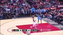 Denver Nuggets vs Portland Trail Blazers - Highlights | December 30, 2015 | NBA 2015-16 Season