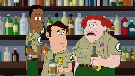 brickleberry deutsch