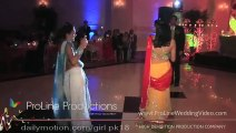 Indian Wedding Dance at Wilshire Grand Hotel, West Orange NJ Sheetal and Dipesh Segment 1