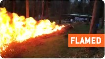Rednecks Play With Fire | Pyromaniacs